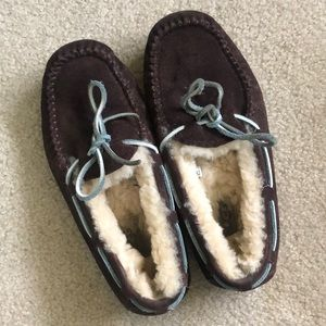Ugg Moccasin Slippers